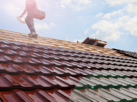 Contact your most next roofing contractor for a total inspection and recommendation.