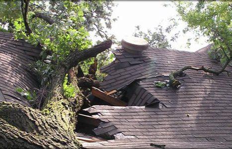 storm damage oswego il
