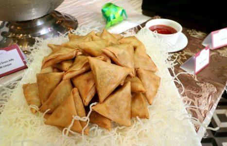 Bugis food