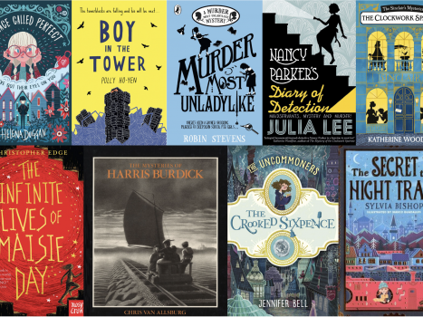 mystery novels to read